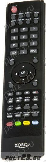 XORO HTC2232D, HTC2442HD