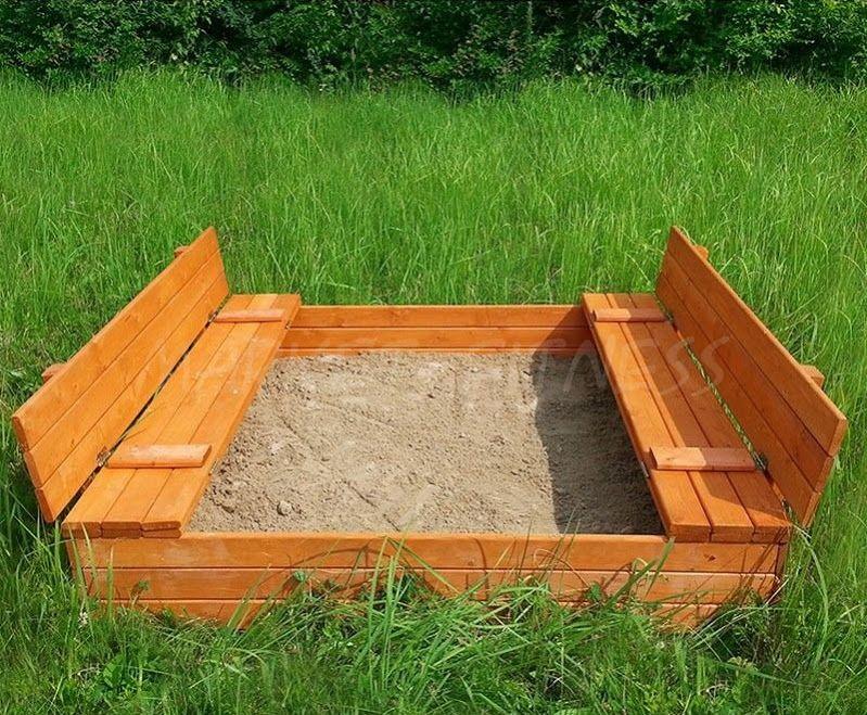 ВЫШЕ ВСЕХ Ладушки песочница