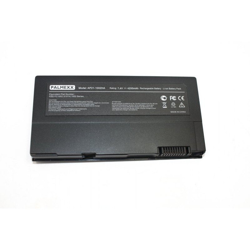 Аккумулятор PALMEXX AP21-1002HA для ноутбука Asus EeePC 1002/1003/S101H (7,4V-4200mAh)