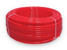 Труба PERTiX  16мм для теплого пола PE-RT (бухта 300 м.) термостойкий полиэтилен (PE-RT, ПЕРТ, ПЭРТ)