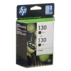 Картридж оригинальный HP №130 сдвоенная упаковка Black C9504HE