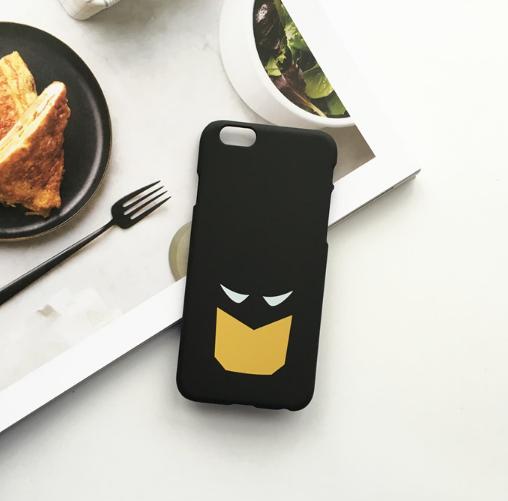 Чехол-накладка для iPhone 6/6s бэтмен