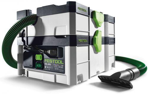 Пылеудаляющий аппарат CTL SYS Festool