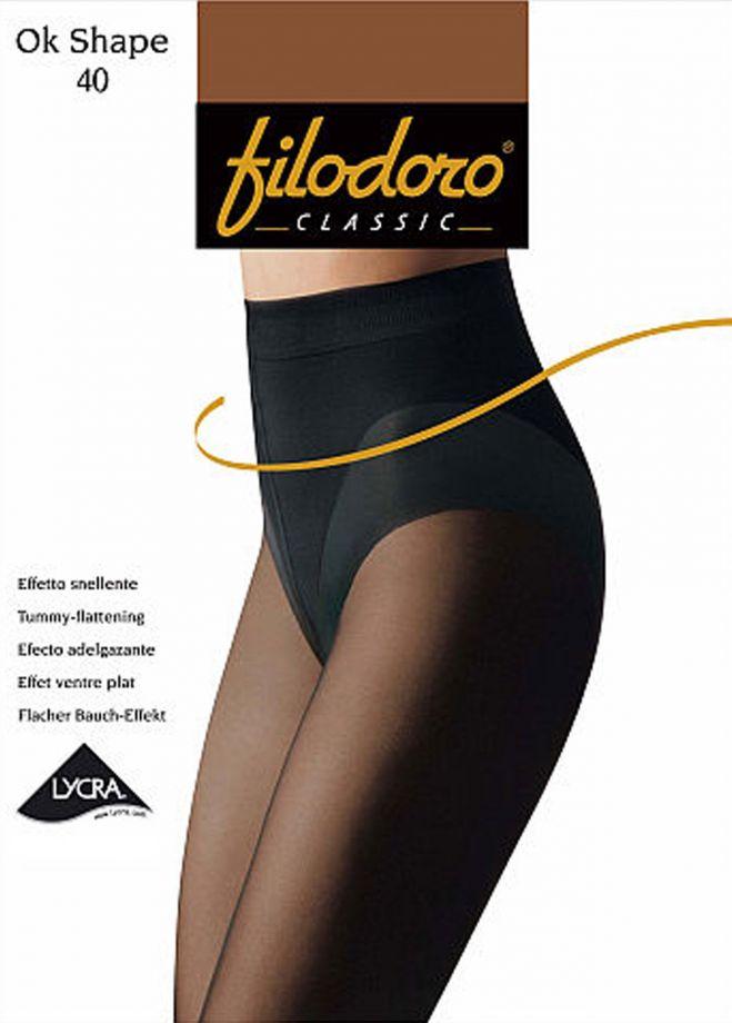Колготы Ok shape 40, Filodoro