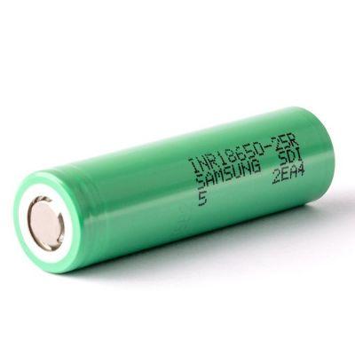 Аккумулятор Samsung 25R 18650 2500мАч 20A, без защиты