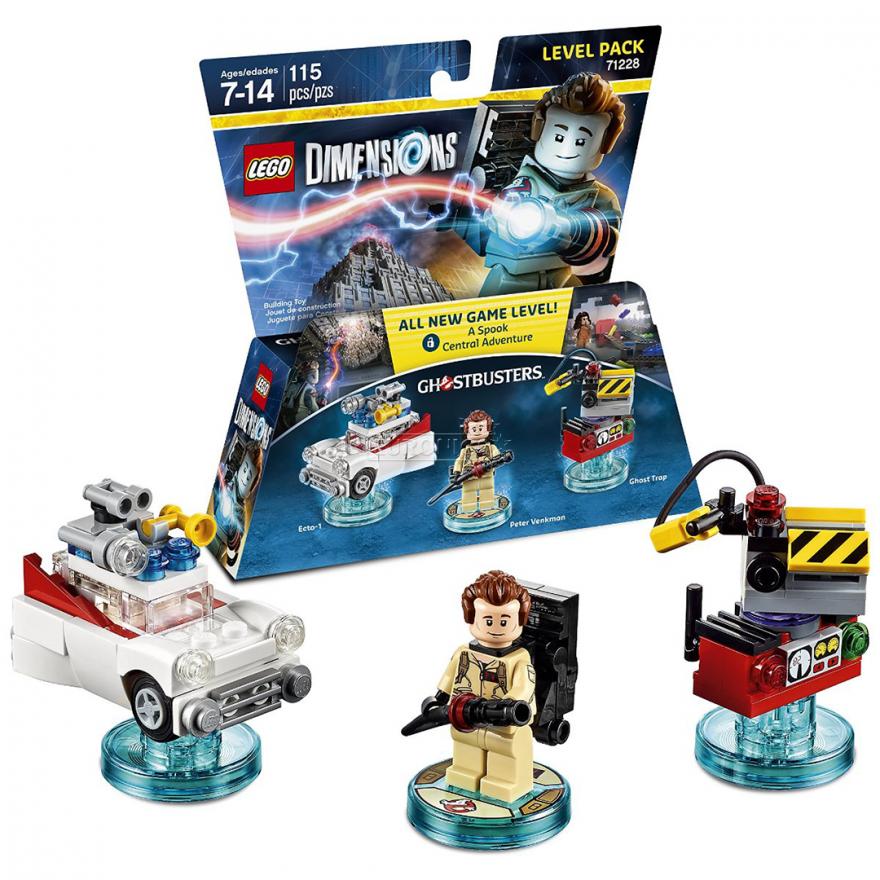 LEGO Dimensions 71228 Охотники за привидениями