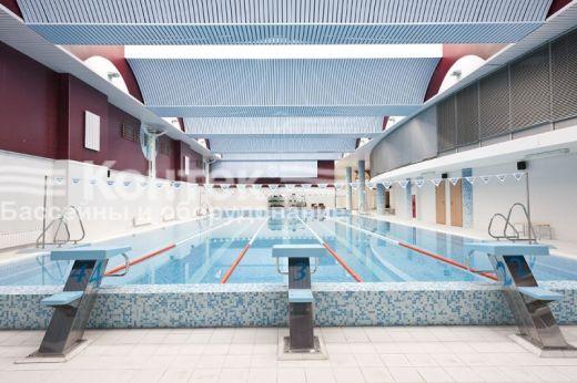 Оборудование для спортивных бассейнов