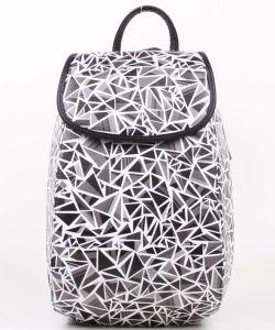 Рюкзак с мозаичным принтом