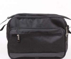 Текстильная мужская сумка