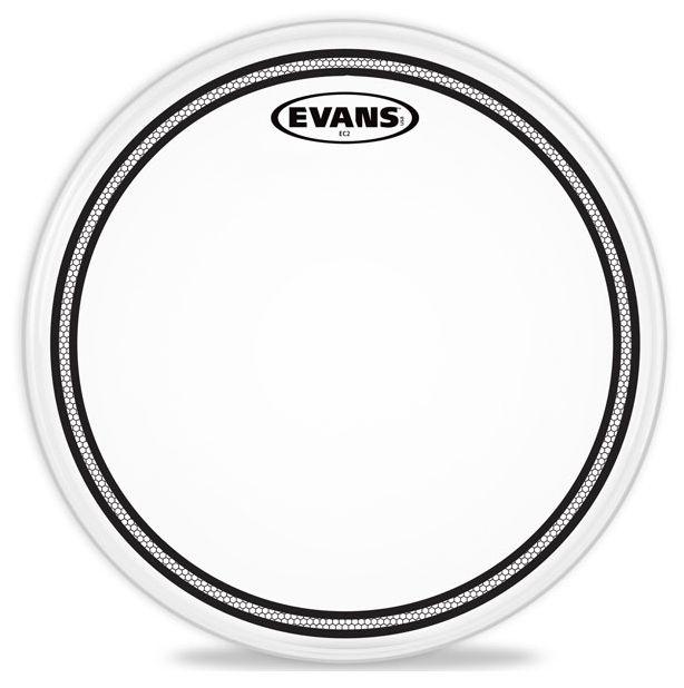 """EVANS B14EC2S Пластик для барабана 14"""""""