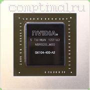 Видеочип Nvidia GK104-400-A2