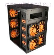 Корпус для ПК Sahara Х800 черный