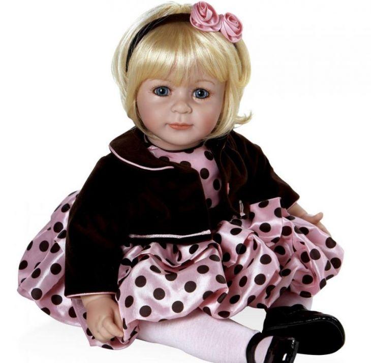 Кукла Adora Роскошный розовый