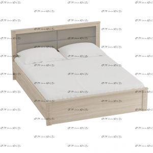 Кровать Элана МДФ