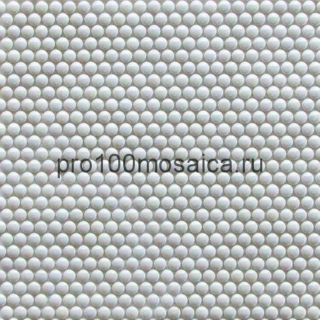 Pixel pearl Мозаика D12 мм  LUX, 325*318*6 мм, (Bonaparte)