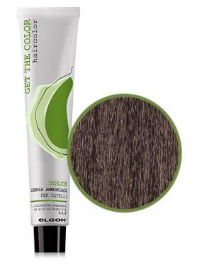 Elgon Краска №6.8MK мока коричневый темно-русый
