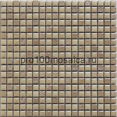 Sahara  Мозаика 15*15 серия EXCLUSIVE, размер, мм: 300*300*8 (Bonaparte)