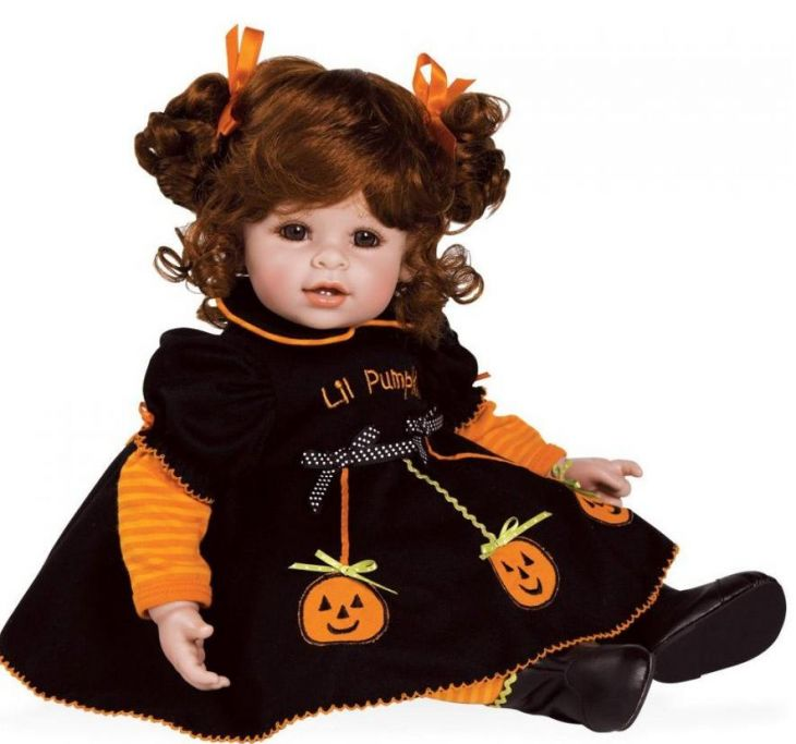 Кукла Adora Веселые тыквы