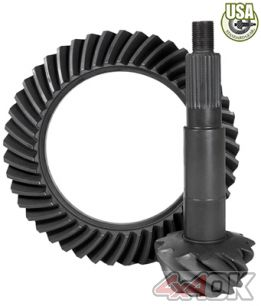 """USA Standard replacement Ring & Pinion """"thick"""" gear set for Dana 44 in a 4.88 ratio - ZG D44-488T"""