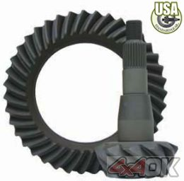 "USA Standard Ring & Pinion gear set for '04 & down Chrysler 8.25"" in a 4.56 ratio - ZG C8.25-456"