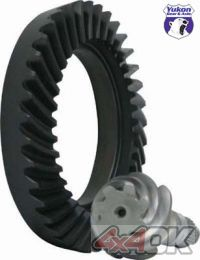 """High performance Yukon Ring & Pinion gear set for Toyota Tacoma and T100 7.5"""" IFS Reverse rotation - YG T7.5R-456R"""