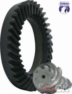 "High Performance Yukon Ring & Pinion gear set for Toyota 9"" reverse rotation front, 4.88 ratio - YG T9R-488R"