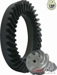 USA Standard Ring & Pinion gear set for Toyota V6 in a 4.88 ratio, 29 spline pinion - ZG TV6-488-29