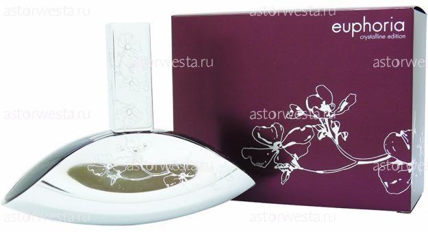 "Парфюмерная вода, Calvin Klein ""Euphoria Crystalline Edition"", 100 ml (ПОД ЗАКАЗ)"