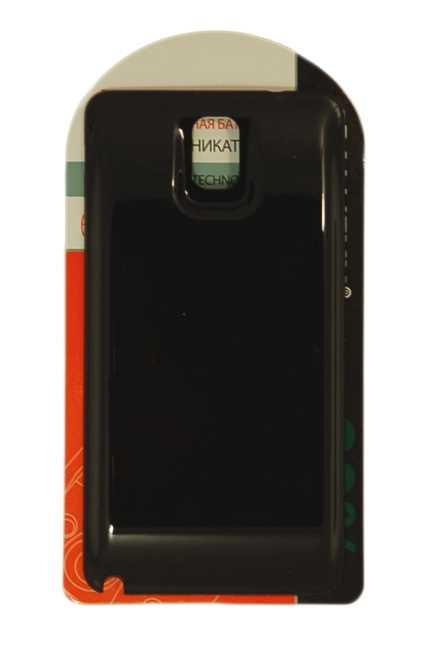 Аккумулятор повышенной емкости для Samsung N9000 Galaxy Note3 (6400mAh) черный