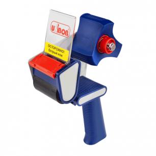Диспенсер для клейкой упаковочной ленты UNIBOB, д/ленты шириной 50мм