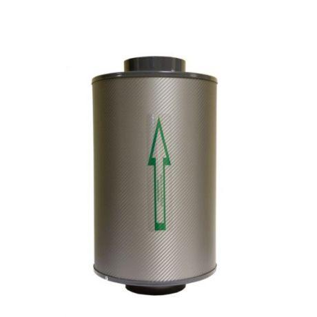 Канальный  угольный фильтр КЛЕВЕР 250 м3