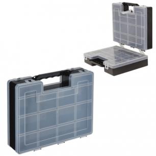 Ящик-органайзер для инструментов и мелочей IDEA, 2-х сторонний, (в8*ш27*г*22см), М 2956