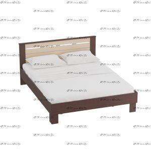 Кровать Женева с основанием