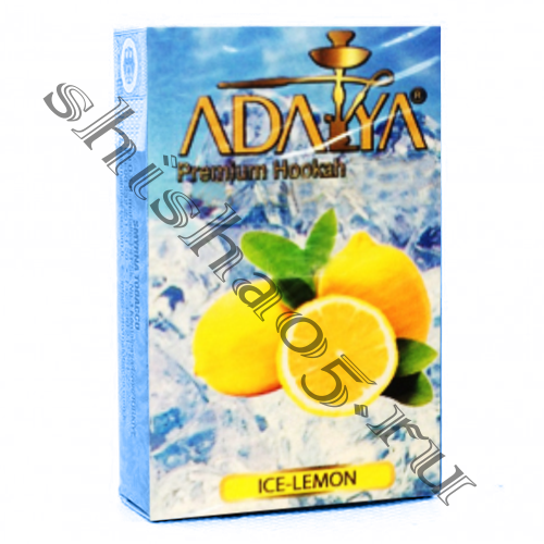 Ice-Lemon (Adalya), 50гр