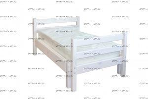 Кровать-трансформер, раздвижная Соня массив