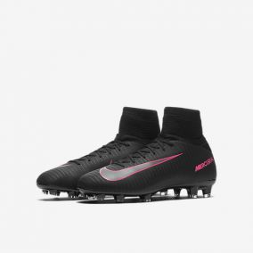 Детские бутсы NIKE MERCURIAL SUPERFLY V FG 831943-006 JR