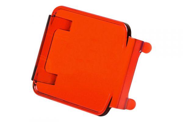 Красная прозрачная крышка для 2-х дюймовой фары рабочей серии