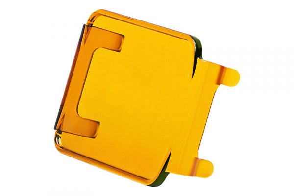 Желтая прозрачная крышка для 2-х дюймовой фары рабочей серии
