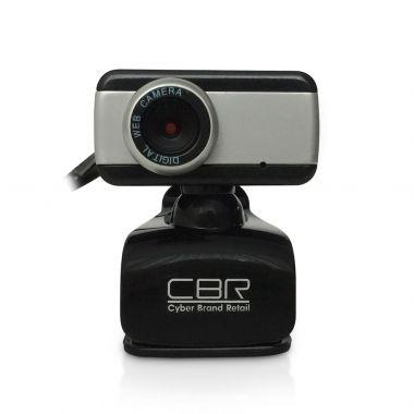 Web-камера CBR CW-832M (серая)
