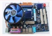 Материнская на базе чипсета Intel G41 с интегрированным процессором Xeon 3