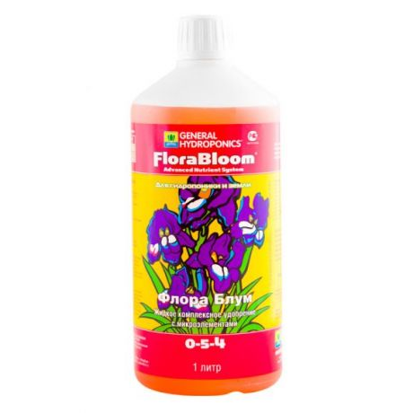 FloraBloom GHE 1 L, (t°C)