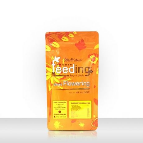 Powder Feeding Short Flowering 0.125 kg