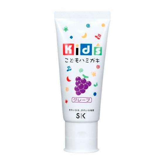 SK Kids Детская зубная паста