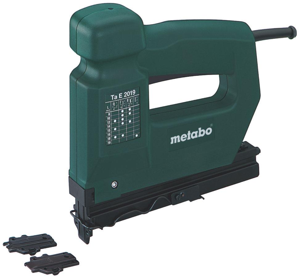 Степлер METABO TaE 2019 602019000