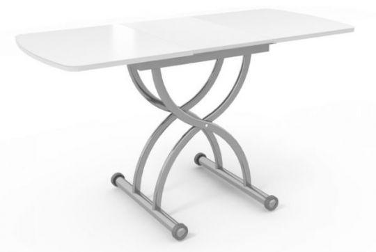 Стол на изящном металлическом основании модель SPRING