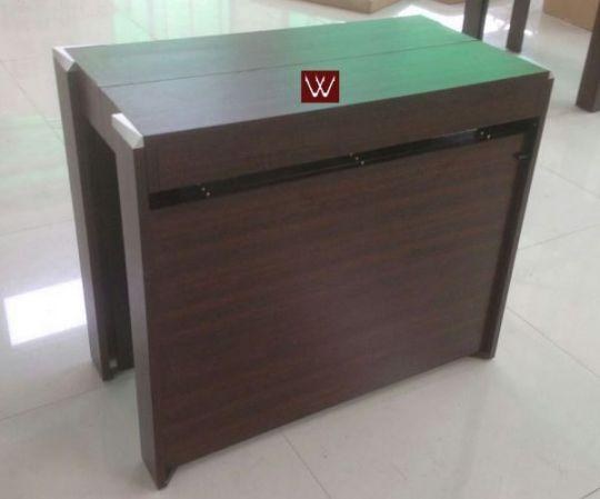 Стол консоль-трансформер B 2370 венге