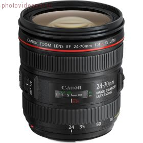 Объектив Canon EF 24-70mm 4L IS USM