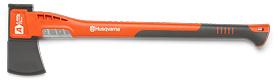 Топор универсальный HUSQVARNA A2400, 70 см, пластиковая рукоятка, с пластиковым чехлом на лезвие 5807612-01
