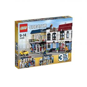 Lego Creator 31026 Городская улица #