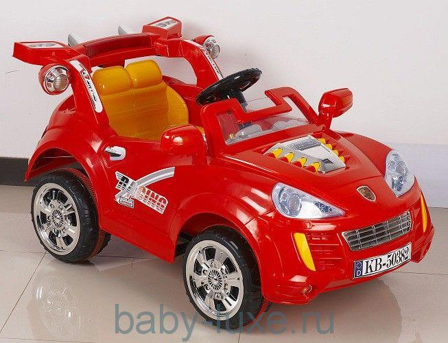 Электромобиль джип Audi с пультом Stiony